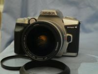 ' 4 Outfit ' Minolta Dynax 4 SLR Camera   + 28-80mm Digital Zoom Macro Lens £24.99
